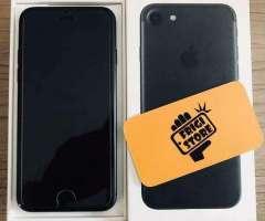 IPhone 7 128gb 4G Preto Fosco Novo 1 Ano de Garantia