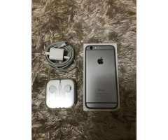 iPhone 6 de 64Gb Nuevo