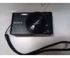 Vendo camara Digital Sony