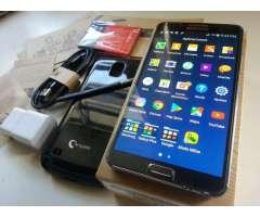 Samsung Galaxy Note 3. 32gb Y 3gb Ram.