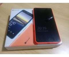 Celular Microsoft Lumia 640 LTE Excelente Movistar