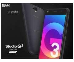 BLU Studio G3, Camara Frontal de 5MP con FLASH!!