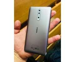 Nokia 8 64gb 4gb Ram Libre