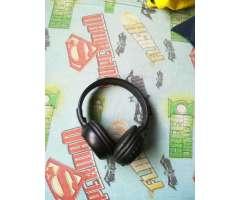 Audífonos de Bluetooth