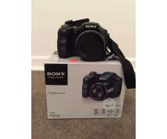 Permuto cámara semi profesional Sony