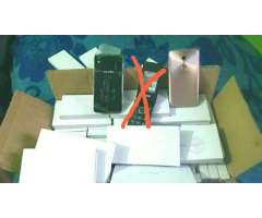 Maquetas alcatel celulares