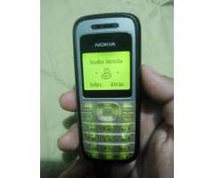 Celular Nokia con Teclas Rematoo