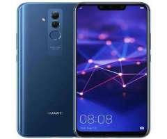 Huawei Mate 20 Lite, Azul, 64GB, 4GB RAM, Nuevo