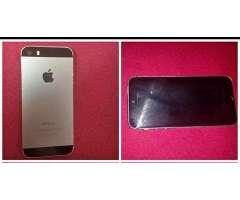 iPhone 5S de 16 Gigas