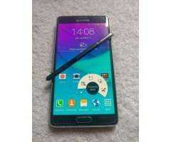vendo note 4 LTE