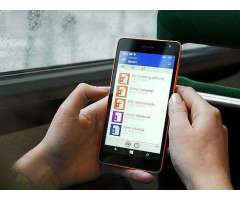 Microsoft 535 personal Prepago aplicacion de Whatsapp descargada
