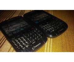 Dos Blackberrys a 1500