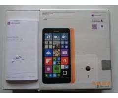 Celular Microsoft Lumia 640 Xl Libre permutas