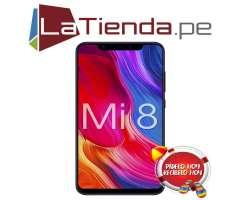 Xiaomi Mi 8 Dual SIM Pantalla Super AMOLED ~   LaTienda.pe