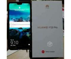 Huawei P20 Pro 6g Ram 128G Rom impecable permuto