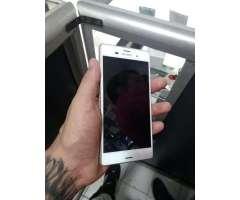 Sony Z3 16gb 3 Ram Aqua Metal Withe