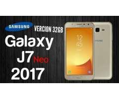 Samsung J7 Neo 32gb Nuevos a Estrenar