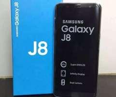 Vendo Samsung J8 Nuevo