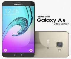 Samsung A5 2016 16 Gb 2gb Ram Disponible Negro Tienda San Borja. Garantía.
