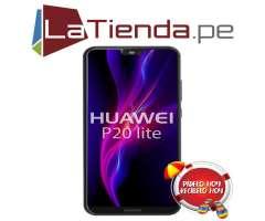 Huawei P20 Lite * Haz fotos que impresionan * LA TIENDA PERU