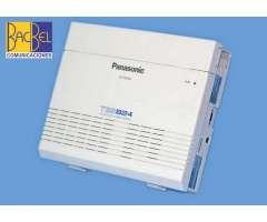 PANASONIC / CENTRAL TELEFONICA PANASONIC MULTILINEA HIBRIDO AVANZADO KXTES824LA / &ie...