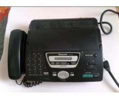 Vendo Telefono Y Fax Panasonic