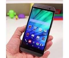 Vendo celular HTC M8 4G LTE Libre para cualquier operador,Camara Nitida de 16MPX,2GB RAM,32GBi,...