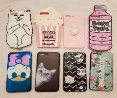 Carcasas iphone 7/8 Plus - Antofagasta