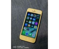 IPhone 5 de 16gb liberado, detalles estéticos - Santiago